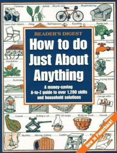 How to do just about anything-ExLibrary