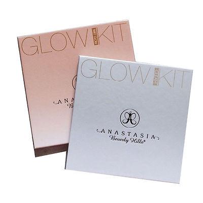 ANASTASIA BEVERLY HILLS Nicole Guerriero Glow Kit SWEET PEACH GLOW LOT