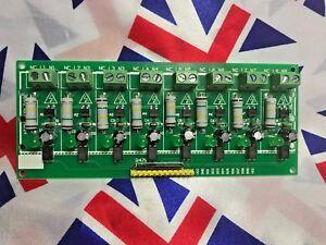 Optocoupler Isolation 8 Channel AC 220V Voltage Test Board MCU TTL for PLC 24V