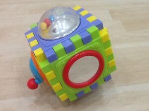 Baby Spielwürfel Motorikwürfel Kinder Baby Bunt Activcenter Babyspielzeug Würfel ! Kataloge Werden Auf Anfrage Verschickt