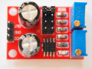 Neuf NE555 Duty Cycle et fréquence réglable onde carrée Module