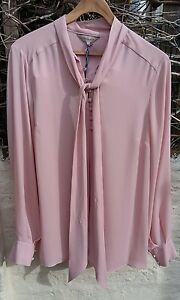 Pink Blouse Marks And Spencer 111