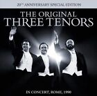 The Original Three Tenors in Concert [20th Anniversary Special Edition] (DVD, Jun-2010, Decca)