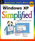 Windows XP Simplified by Ruth Maran (Paperback, 2001)