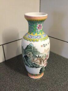 """Beautiful Cute Small Black Porcelain Plum Vase From Taiwan 3/"""""""