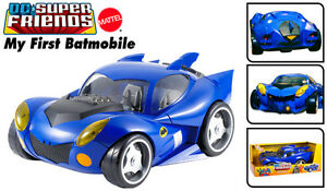 Dc Super Friends Batman - Mon premier véhicule Batmobile Mattel Toy