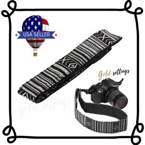 Adjustable-Camera-Strap-Shoulder-Neck-Sling-Belt-For-Canon-Nikon-Sony-SLR-DSLR
