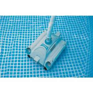 Details about Intex Automatic Above Ground Swimming Pool Vacuum Cleaner    28001E (Used)