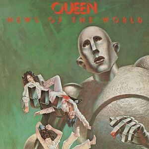 Queen-News-of-the-World-New-Vinyl-180-Gram-Collector-039-s-Ed-Reissue
