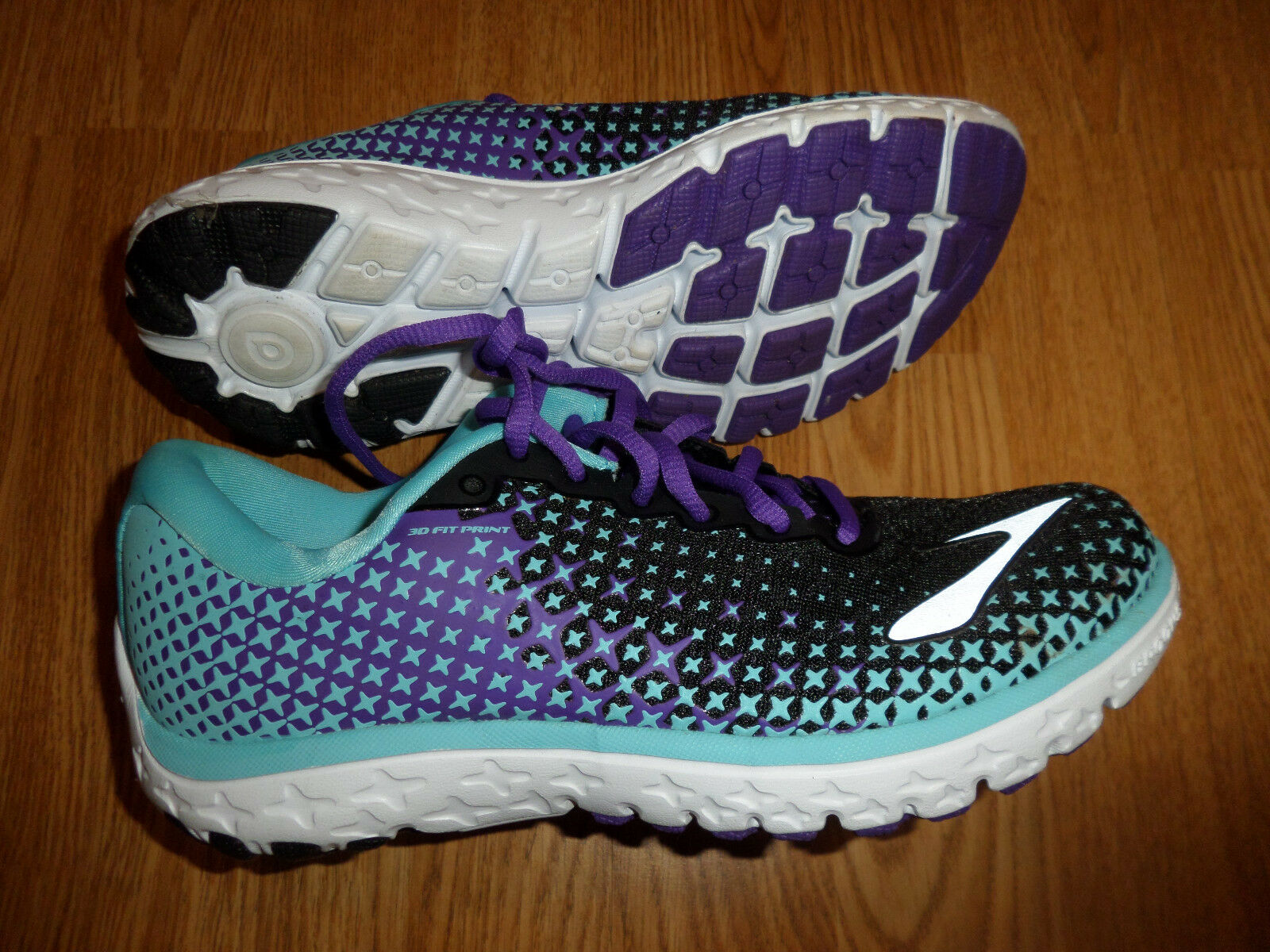 BROOKS PUREFLOW 5 RUNNING Schuhe WOMEN'S 7.5 B RTL 110