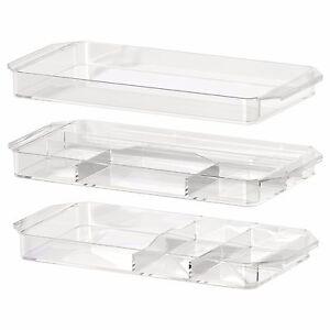 Image Is Loading IKEA GODMORGON Make Up Organiser Stackable Storage Box