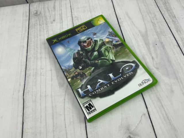 Halo: Combat Evolved-Original Xbox Spiel-komplett & getestet