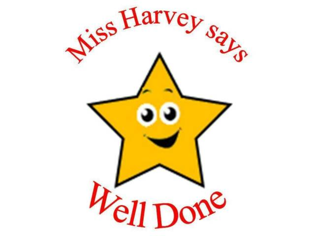 210 Personalised Reward Teacher Stickers Star Smiling Well Done 3 FOR 2 Labels