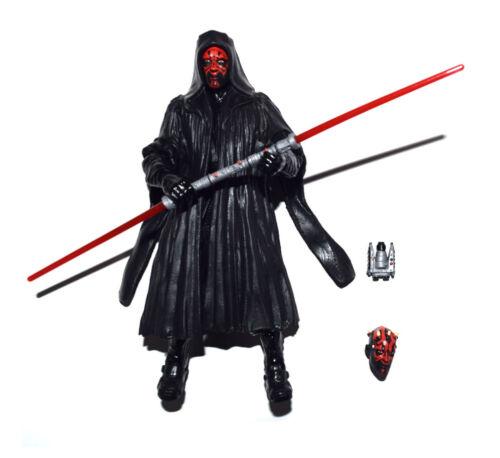 "Star Wars Black Series Darth Maul 6/"" Loose Action Figure"