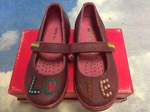 Agatha Ruiz De La Prada Love Mary Janes Size 25, 28 / US Toddler Size 8.5, 11.5
