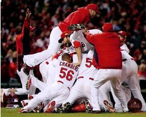 St-Louis-Cardinals-Authentic-2011-World-Series-Celebration-8x10-Color-Photo-MLB