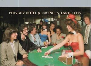 Postcard-Playboy-Hotel-amp-Casino-Atlantic-City-NJ