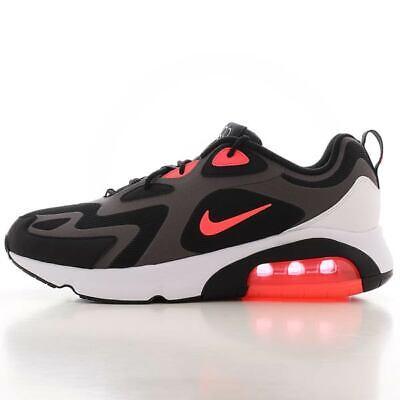 Nike AIR MAX 200 GrigioNero   eBay