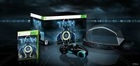 Xbox 360 Tron Evolution Collector's Edition (new Sealed)