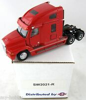 1:50 Scale Freightliner Century Class Tractor - Red - Sword Models Sw2021-r