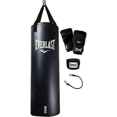 Everlast 19100800 100 lb Vintage Heavy Bag Kit for sale online