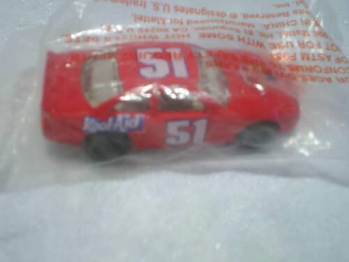 "1996 HOT WHEELS KOOL-AID PONTIAC GRAND PRIX RACE CAR Mattel SEALED,/""the big man/"""