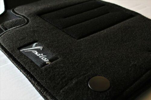 TAPPETI Tappetini su Misura LANCIA YPSILON 5 Porte 2011/> Set Completo Moquette