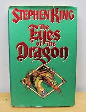The Eyes of the Dragon by Stephen King (1987, Hardcover)