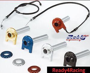 Comando-gas-rapido-ergal-Robbymoto-RME-kit-completo-cavi-ducati-999-03-07