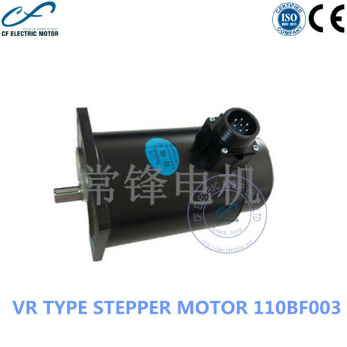 cfemotor THANK 7.84N.m VR Type Stepper Motor 110BF003 6A 0.75 degree Step Angle