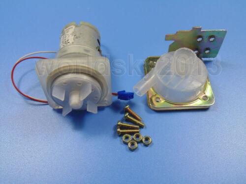 1pcs Used DC12V 3W Mute Micro Circulating Pump Sewage Water Pump