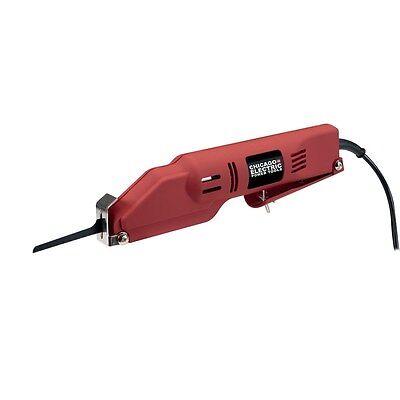 120 Volt Versatile Electric Body Saw Automotive Metal & Household Work Blade Inc