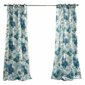 Dkny Wallflower Curtain Panels