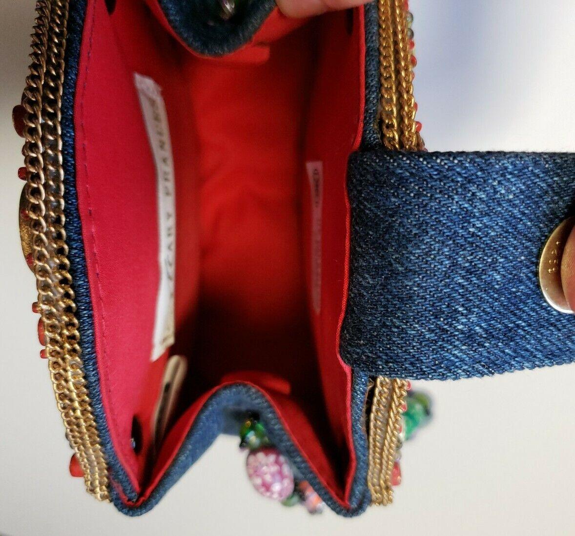 Mary Frances Butterfly Purse Handbag - image 7