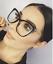FEARLESS-Women-Eyeglasses-CAT-EYE-Clear-Lens-Shadz-Metal-ARMS-Glasses-Oversized thumbnail 7