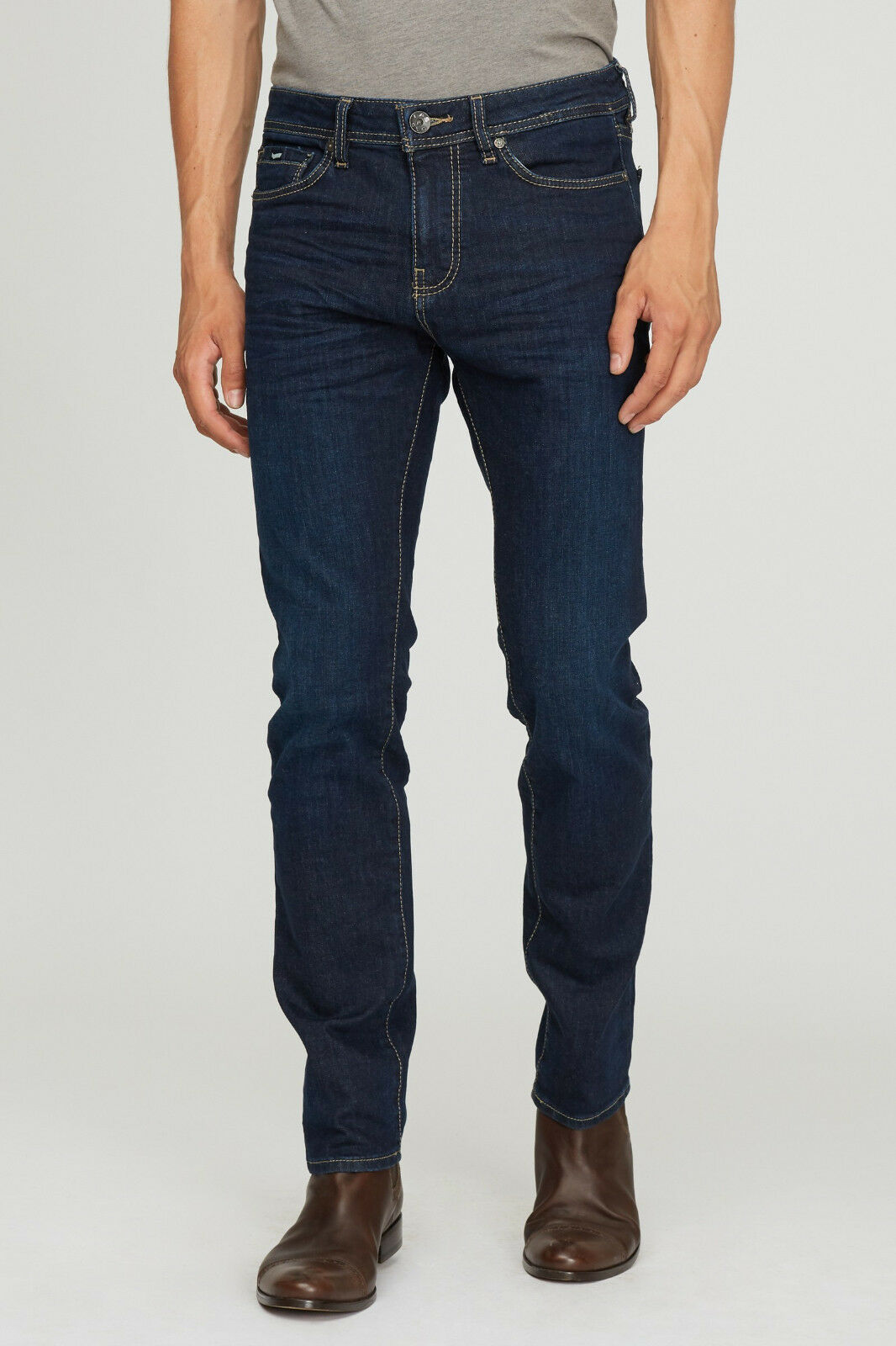 JEANS GAS ALBERT SIMPLE WK12 NEW BEST PRICE PANTALONE DENIM SLIM PARTICOLARE