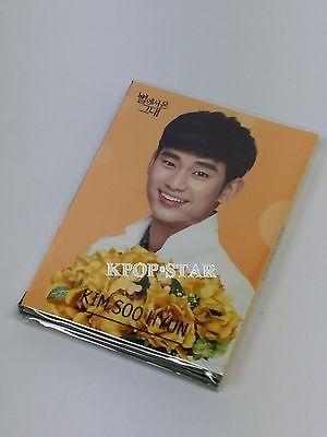 KIM Soo Hyun KIMSOOHYUN Portable Photo Memo Pad KPOP Korean K Pop Star