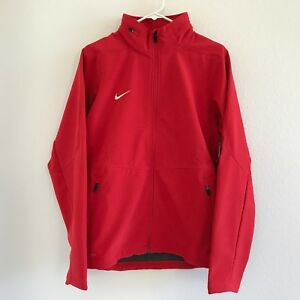 uomo Sz Red Therma 145 Sphere M Msrp Nike 657 da Hybrid Fit 658084 Giacca Team WBS5wn