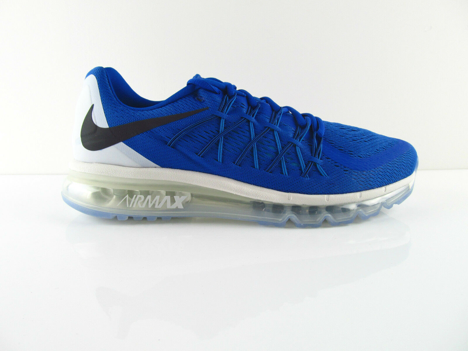 Nike Air Max 2015 Game Royal Blau Lagoon MultiFarbe Running Running Running Eur 40 44 45 559fab