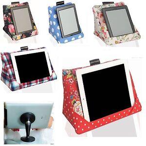 coz e reader ipad tablet ebook ereader smartphone soft cushion holder stand uk ebay. Black Bedroom Furniture Sets. Home Design Ideas