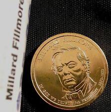 2010-D $1 Millard Fillmore Presidential Dollar BU