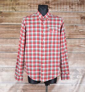 GANT-MICHAEL-BASTIAN-Hombres-Multicolor-Camisa-Talla-XL-Genuino