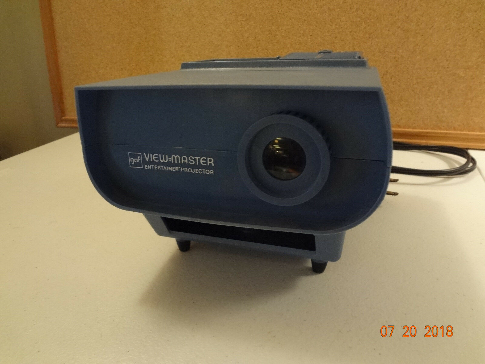 Gaf view - master - projektor mauer - projektor