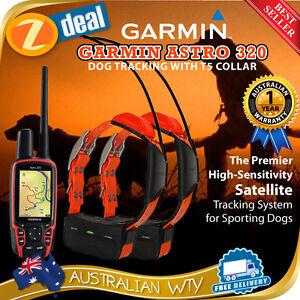 GARMIN-ASTRO-320-430-GPS-DOG-TRACKING-BUNDLE-2-X-T5-DC50-DC-50-COLLAR
