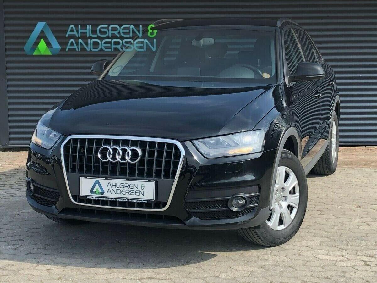 Audi Q3 1,4 TFSi 150 5d