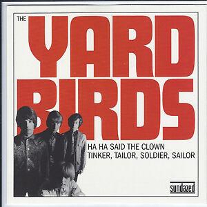 Yardbirds Ha Ha Said The Clown