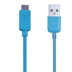 2X-USB-to-Micro-USB-Sync-Charge-Cable-Samsung-Galaxy-S3-S4-S6-S7-Edge-Blue