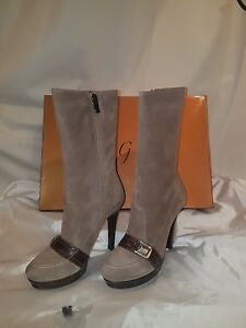 High Konkurs 129 Stiefel Stiefeletten Reduziert Heels Auf Gibellieri V Italien O5vnHaxwq