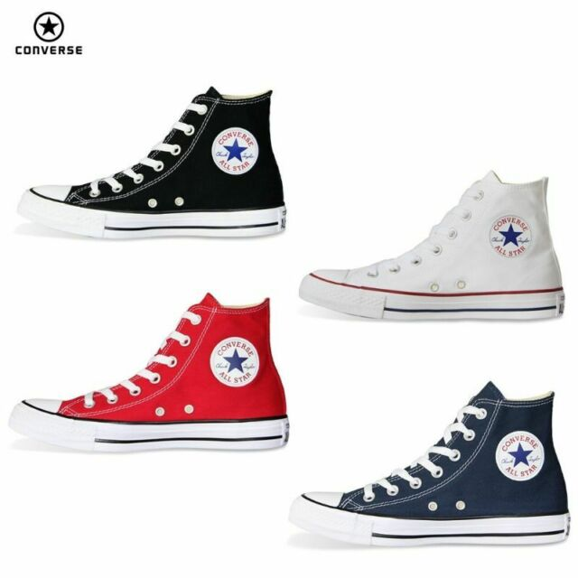 Chaussure Converse All Star Basket Haute Homme Femme Toile Chuck Taylor  Original