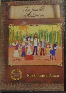 DVD-la-famille-robinson-neuf-sous-blister